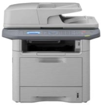 Samsung SCX-5637FR Laser Multifunction Printer series