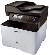 Samsung Xpress SL-C1860 Color Laser Multifunction Printer series