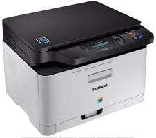 Samsung Xpress SL-C480 Color Laser Multifunction Printer