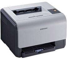 Samsung CLP-300N Color Laser Printer series