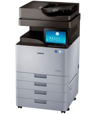 Samsung MultiXpress SL-K7600GX Laser Multifunction Printer