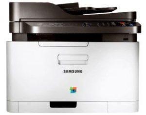 Samsung CLX-3305W Printer series