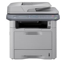 Samsung SCX-4833FD Laser Multifunction Printer series