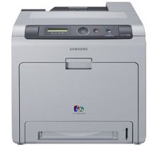 Samsung CLP-670 Color Laser Printer series