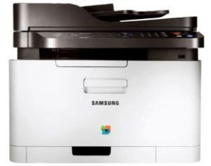 Samsung CLX-3300 Printer series