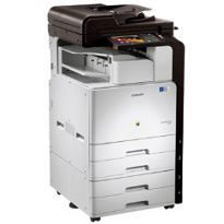 Samsung MultiXpress CLX-9206 Printer series